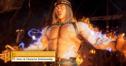 Story Walkthrough in Mortal Kombat 11