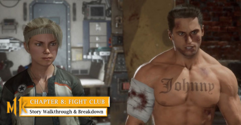 Chapter 8: Fight Club