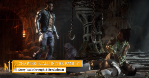 Chapter 9: All In The Family