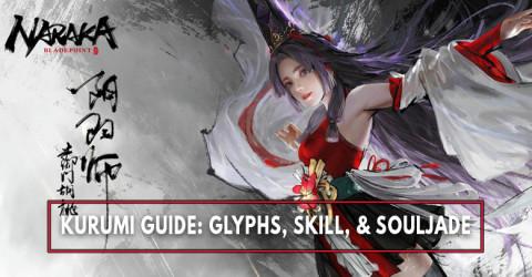 The Best Kurumi Build: Glyph, Skills, Ultimate, and Best SoulJades - Naraka: Bladepoint