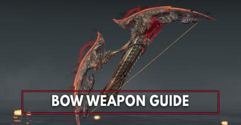 Naraka Bladepoint: Bow Stats, SoulJades, & Skins List