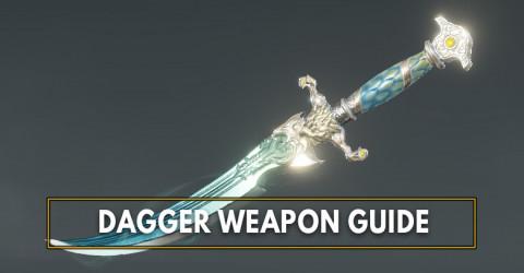 Naraka Bladepoint: Dagger Stats, Combos, SoulJades, & Skins List