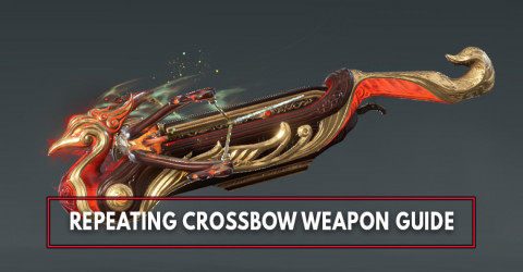 Naraka Bladepoint: Repeating Crossbow Stats, SoulJades, & Skins List