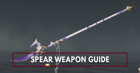 Naraka Bladepoint: Spear Stats, Combos, SoulJades, & Skins List