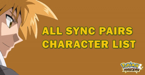 All Sync Pairs List