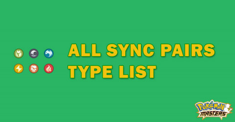 All Sync Pairs Types