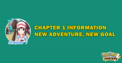 Chapter 1: New Adventure, New Goal