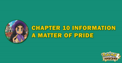 Chapter 10: A Matter Of Pride