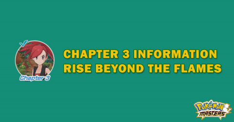 Chapter 3: Rise Beyond The Flames
