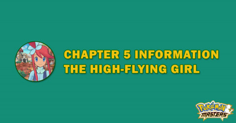 Chapter 5: The High-Flying Girl