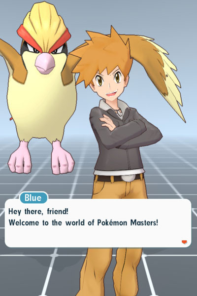 Welcome to Pokemon Master.