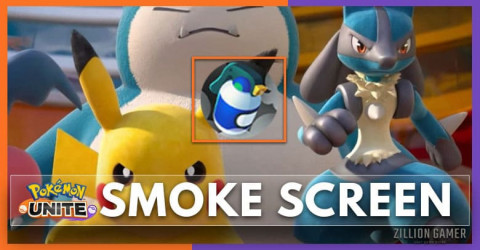 Smoke Screen Effect, Cooldown, & How To Get