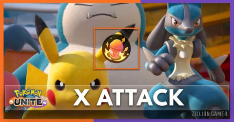 X Attack Effect, Cooldown, & How To Get