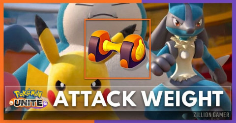 Attack Weight Stats, Effect, & How To Get