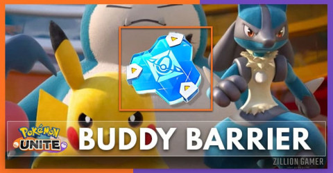 Buddy Barrier Stats, Effect, & How To Get