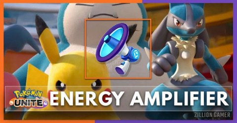 Energy Amplifier Stats, Effect, & How To Get