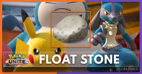 Float Stone Stats, Effect, & How To Get