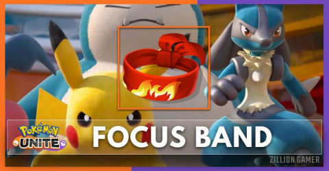 Focus Band Stats, Effect, & How To Get