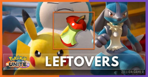 Leftovers Stats, Effect, & How To Get