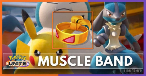 Muscle Band Stats, Effect, & How To Get