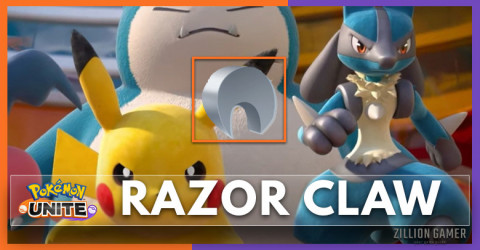 Razor Claw Stats, Effect, & How To Get