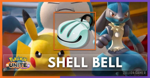 Shell Bell Stats, Effect, & How To Get