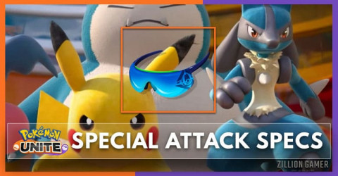 Special Attack Specs Stats, Effect & How To Get