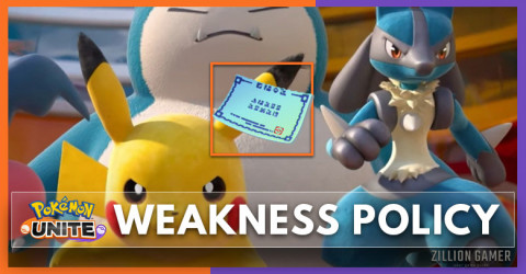 Weakness Policy Stats, Effect & How To Get