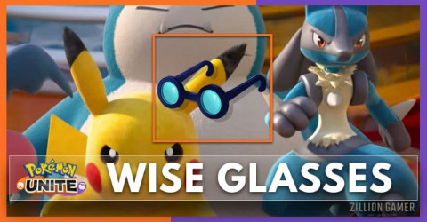 Wise Glasses Stats, Effect, & How To Get