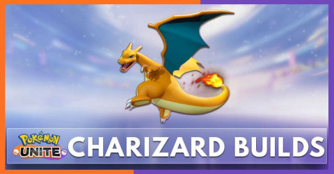 Charizard Builds, Moves, & Items