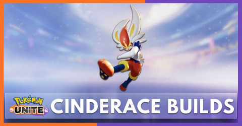 Cinderace Builds, Moves, & Items
