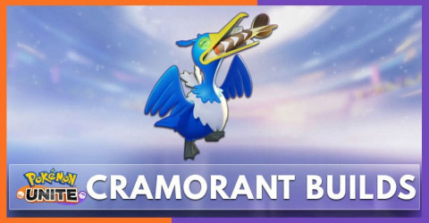 Cramorant Builds, Moves, & Items