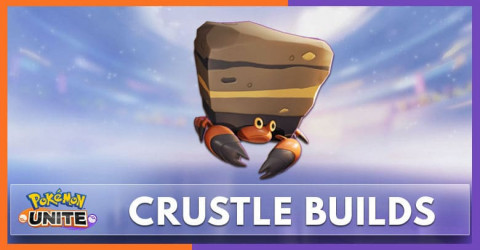 Crustle Builds, Moves, & Items