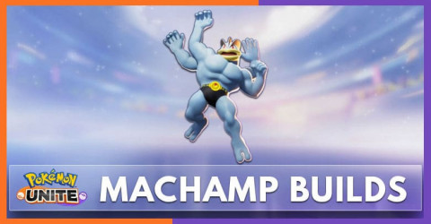 Machamp Builds, Moves, & Items