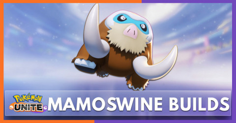 Mamoswine Builds, Moves, & Items