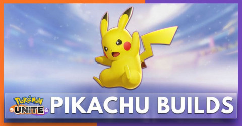 Pikachu Builds, Moves, & Items