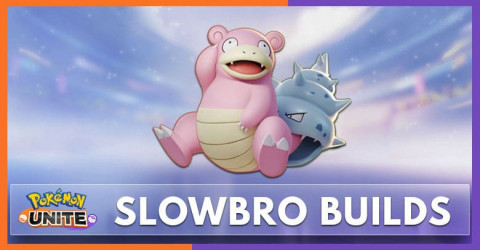 Slowbro Builds, Moves, & Items