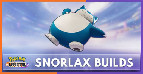 Snorlax Builds, Moves, & Items