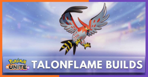 Talonflame Builds, Moves, & Items