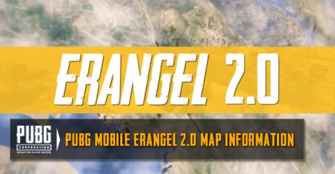 PUBG Mobile Erangel 2.0 Map New Visual Update