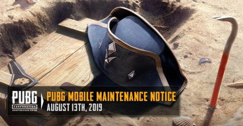 Maintenance Notice: August 13th
