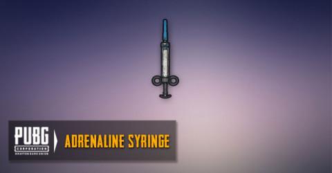 Adrenaline Syringes