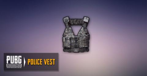 Police Vest (Level 1)