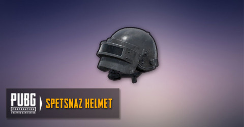 Spetsnaz Helmet (Level 3)