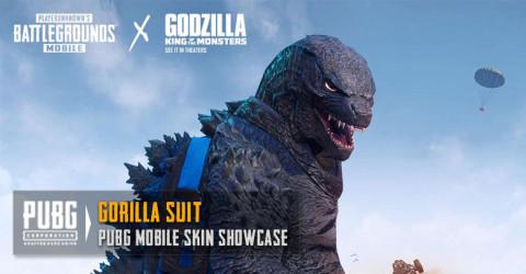 Godzilla Suit