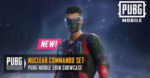 Nuclear Commando Set