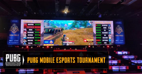PUBG Mobile Esports Tournament Matches, Teams, Leaderboards