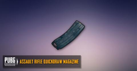 Quickdraw Mag (AR,DMR)