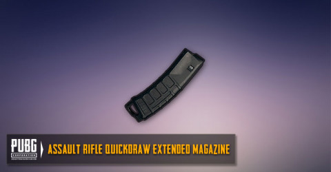 Quickdraw Extended Mag (AR,DMR)