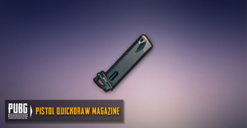 Quickdraw Mag (Pistols)